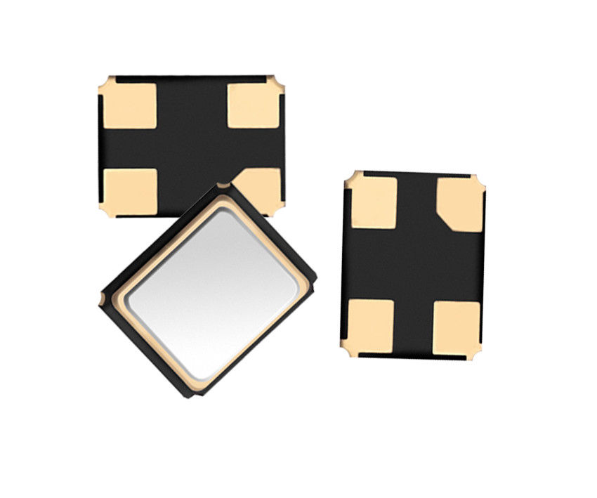 Small Automotive Grade Electronic Components , SMD4 Pin Oscillator 27mhz