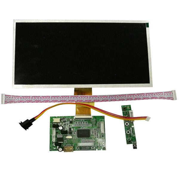 10.1 Inch 250cd TFT Display LCD Touch Screen / GPS Navigators Flexible LCD Display